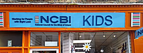 NCBI kids shop front