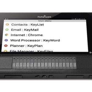 BrailleNote Touch Plus - 18 Cell