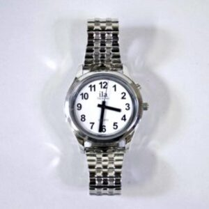 Talking Ladies Watch with Expandable Bracelet