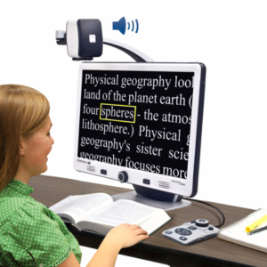 "Enhanced Vision DaVinci 24"" HD With Speech"