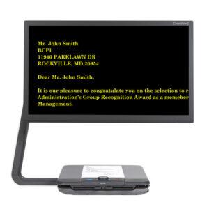"""Clearview C 24"""" Speech HD"""