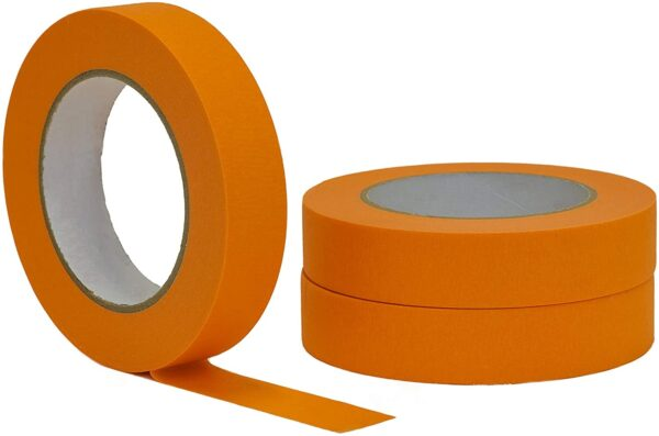 Day-Glo Orange Tape