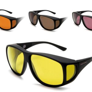 Cocoons Low Vision Fitover Glasses