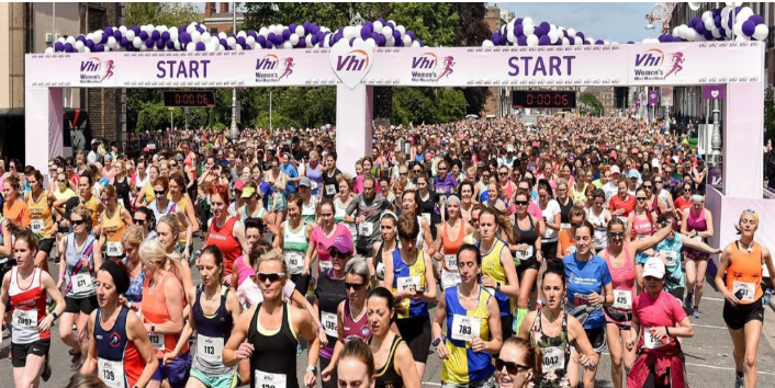 Photo of Women Mini marathon 2019